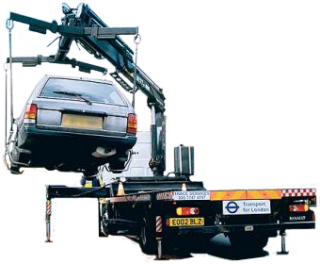 Cash Truck Removal Banner