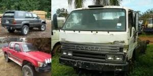 Cash For Scrap Trucks Barrarat